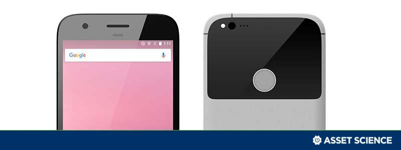 Google Nexus to Pixel