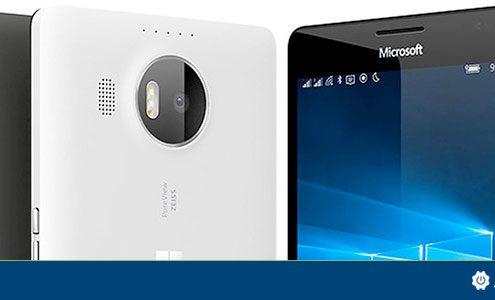 microsoft lumina mobile device hardware testing