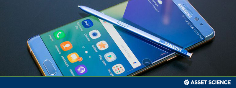 Official Galaxy Note 7 Investigation