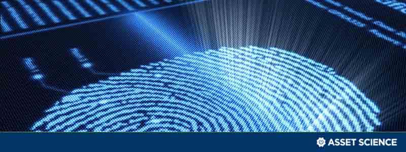 Mobile phone fingerprint