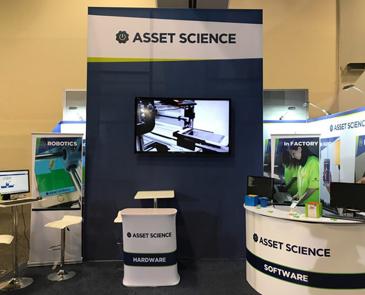 Asset Science MWCA booth