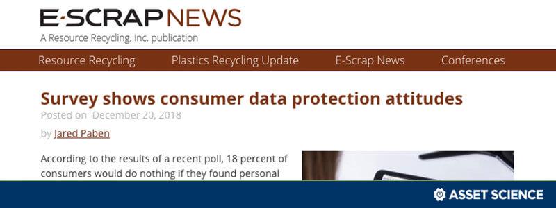 data erasure survey